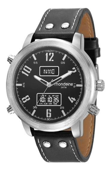 Relógio Mondaine Masculino 99228g0mvnh1 Ana Digi