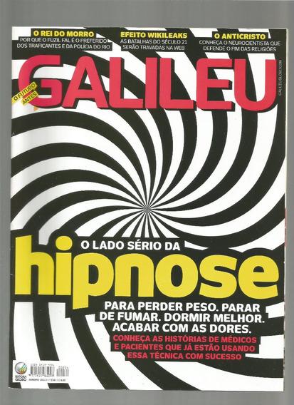 Revista Galileu Hipnose Ed.234 Janeiro 2011