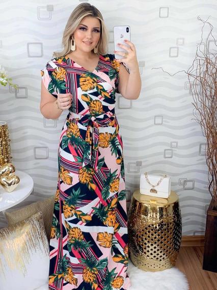 Mega Promoção- Vestidos Longo Moda Evangélica Comportada