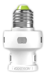 Soquete Fotoelétrico E27 Sensor Microcontrolado Exatron