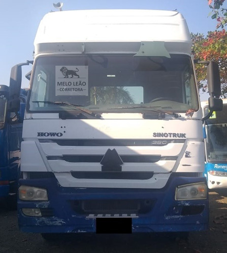 Sinotruck Howo Cavalo Truck, Cab Leito 6x2 - 2011 Motor Novo