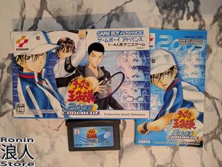 Prince Of Tennis Game Boy Advance - Ronin Store - Rosario