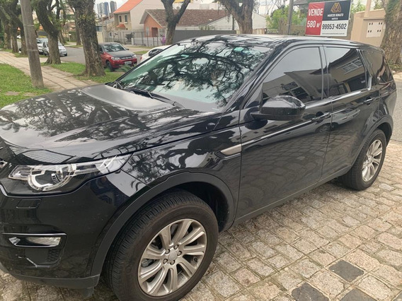 Land Rover Discovery Sport Diesel Se 18/18 - Único Dono Se