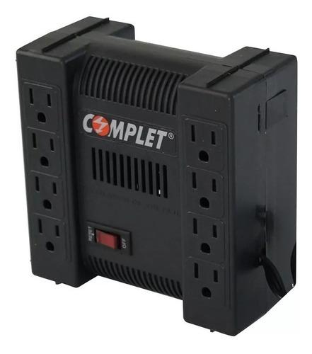 Regulador Complet Xpower 1300va 8 Contactos Erv-9-001 650w