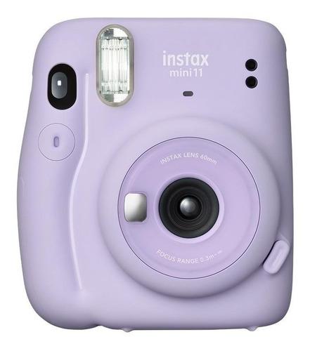 Imagen 1 de 5 de Cámara instantánea Fujifilm Instax Mini 11 lilac purple