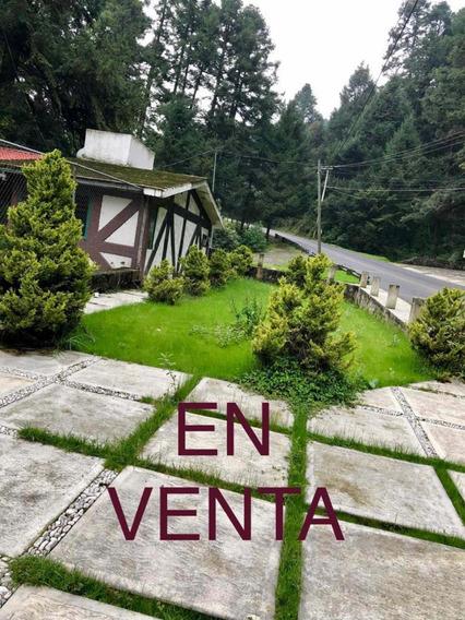 Terreno En La Ajusco