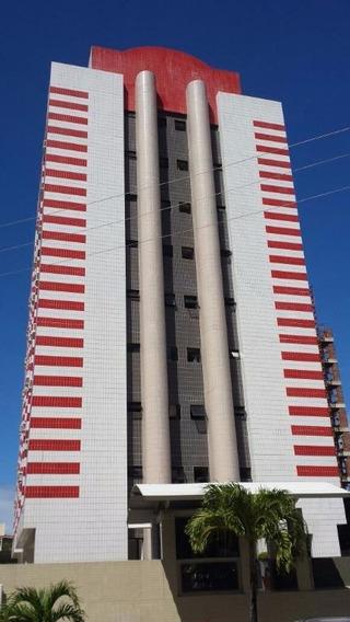 Apartamento Em Cabo Branco, João Pessoa/pb De 32m² 1 Quartos À Venda Por R$ 270.000,00 - Ap300250