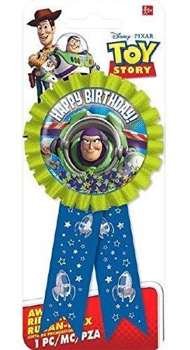 Toy Story Power Up Fiesta De Cumpleaños Premio Cinta Accesor