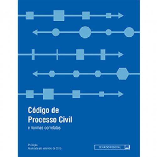 Código De Processo Civil E Normas Correlatas Atualizado