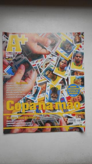 Revista Lance Nº 296 - Maio/2006 - Especial Copa Do Mundo