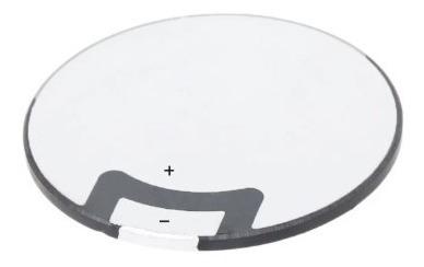 Ultra-sônica Disco 43 Khz 35 W Piezoelétrico Limpeza