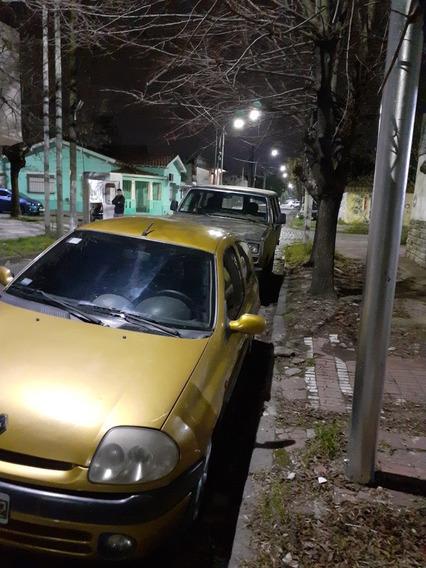 Renault Clio 2001 1.6 Rt Symbol Abs