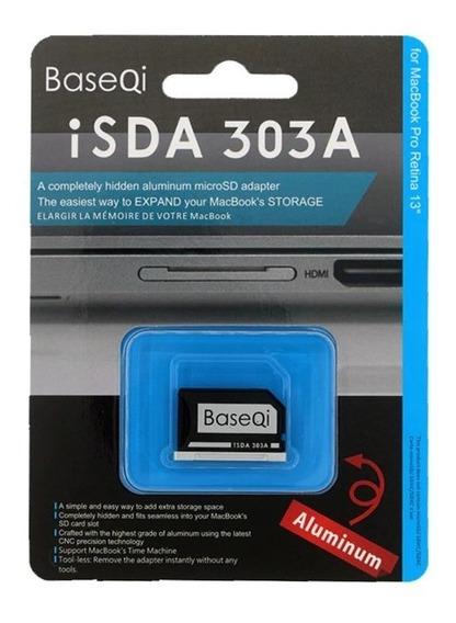 Adaptador Micro Sd Macbook Retina 13 - Nifty