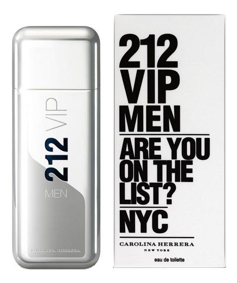 Perfumes 212 Vip Men Original 100ml