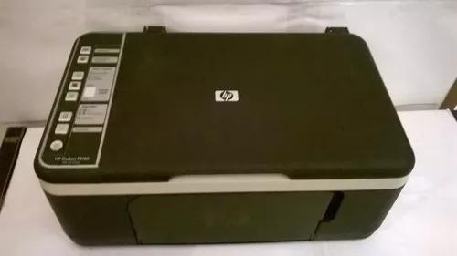 Impressora Multifuncional Hp F4180 Usada
