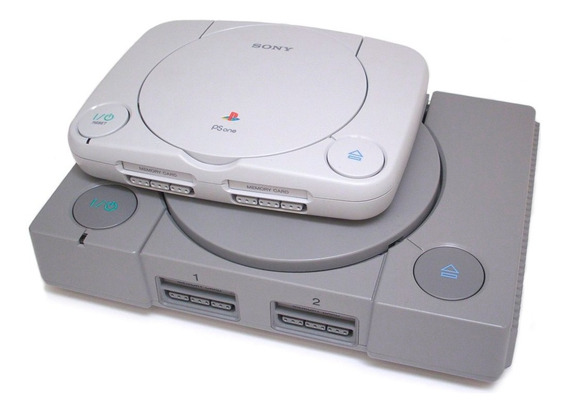 Playstation 1 + 2 Jogos A Escolha -1 Controle-1memory Card