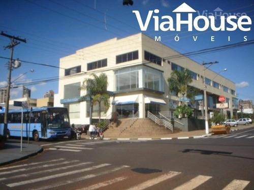 Imagem 1 de 15 de Salão Para Alugar, 270 M² Por R$ 15.000,00/mês - Alto Da Boa Vista - Ribeirão Preto/sp - Sl0009