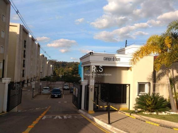 Apartamento Com 3 Dormitórios À Venda, 85 M² Por R$ 465.000,00 - Centro - Vinhedo/sp - Ap0172