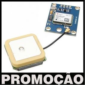 5 Módulos Gps Ublox/u-blox Neo-6m Antena Apm Arduino
