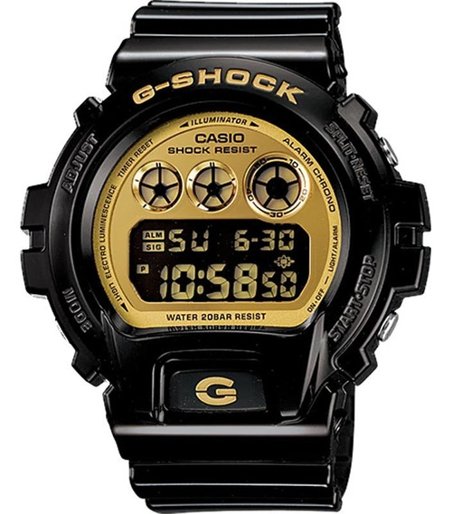 Relógio Casio G-shock Masculino Dw-6900cb-1ds