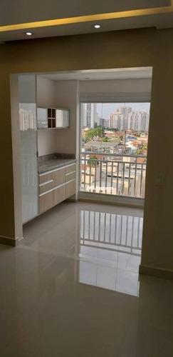 Apartamento Com 2 Dormitórios À Venda, 70 M² Por R$ 495.000,00 - Vila Augusta - Guarulhos/sp - Ap2731