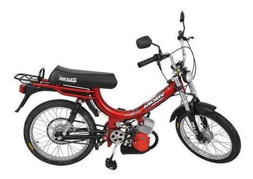 Bikelete Moby 2tempos 12x 478,00 No Cartão De Crédito
