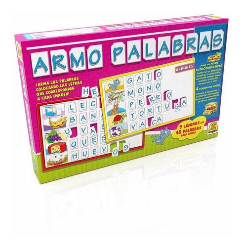 Toys Palace Juego Implas Armo Palabras