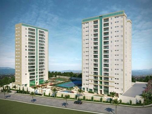 Apartamento Com 3 Dormitórios À Venda, 125 M² Por R$ 950.000,00 - Residencial Mont Royal - Sorocaba/sp - Ap0003 - 67639625