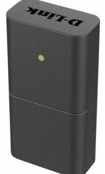 Adaptador Nano 300mbps D-link Dwa131 Wifi Em Seu Computador