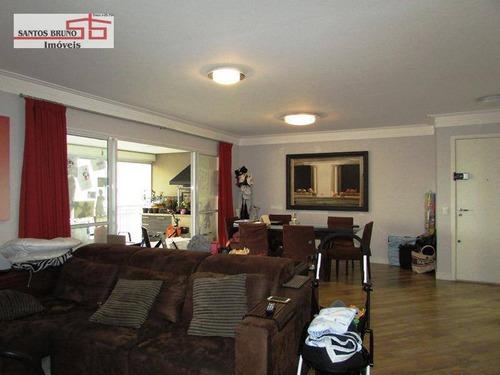Imagem 1 de 22 de Apartamento Com 3 Dormitórios À Venda, 132 M² Por R$ 1.320.000,00 - Barra Funda - São Paulo/sp - Ap3111