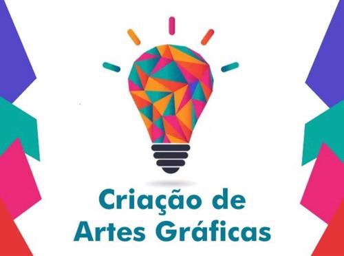 Imagem 1 de 1 de Criação De Artes Gráficas E Gestão De Redes Sociais