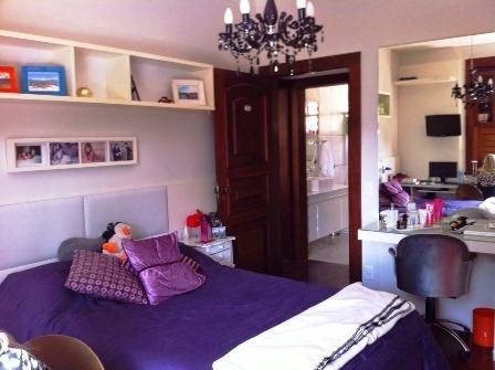 Casa Residencial À Venda, Mangabeiras, Belo Horizonte - Ca0154. - Ca0154