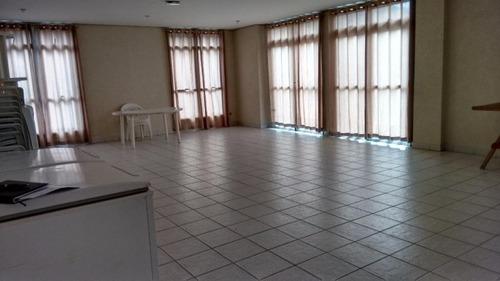 Imagem 1 de 8 de Apartamento Residencial À Venda, Jardim Marabá(zona Sul), São Paulo. - Ap0111