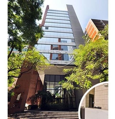 Edificio Atrium Iii - Salas Comerciais Para Locacao Na Vila Olimpia L Npi Imoveis - L-3057