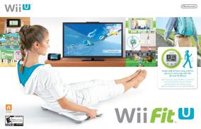 Wii Fit Balance Board Wii Fit U + Wii Meter + Jogo