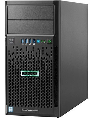 Servidor Hp Ml30 Proliant 8gb 1tb Gen10 P06781-s01