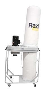 Coletor De Pó 2entradas Monofásico 2cv 220v Rz-cpe2m Razi