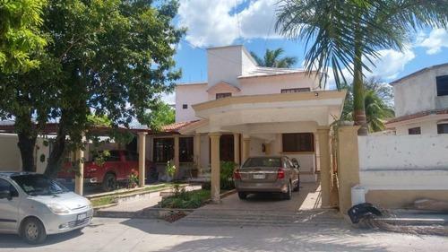 Hermosa Casa En Venta En Campeche