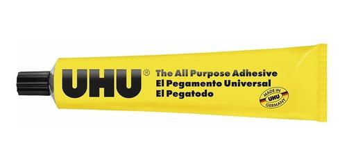Imagen 1 de 1 de Adhesivo Uhu Universal 125ml. - Mosca