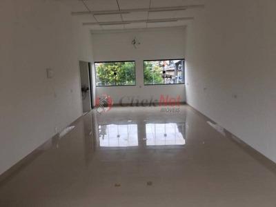 Salão No Bairro Centro, São Bernardo Do Campo, 2 Vagas, 195 M² - 5020