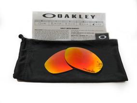 Micas De Reemplazo Para Oakley Monster Dog Color Torch