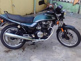 Honda Cb 450dx ,ano 1994 Com 19 Mil Originais