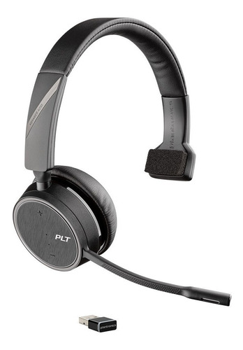 Imagem 1 de 2 de Headset Bluetooth Voyager B4210 Usb-a Plantronics