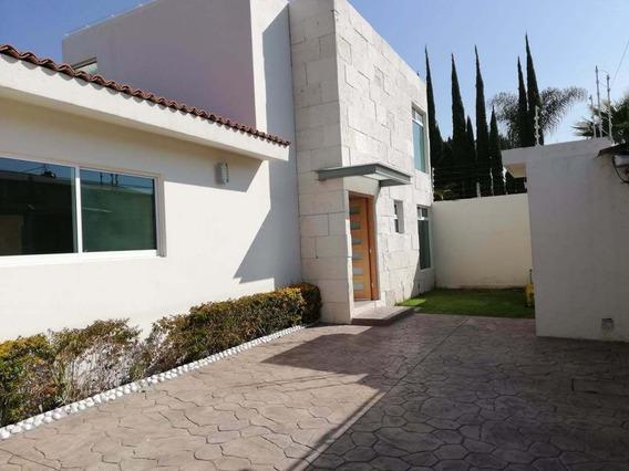 Casa 1 Planta Con Alberca En Renta villas Del Meson