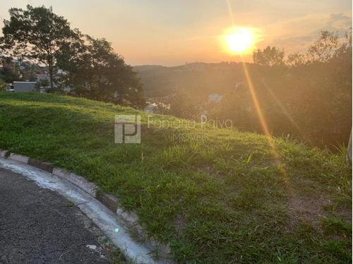Imagem 1 de 9 de Terreno Em Condomínio Para Venda Em Arujá, Condomínio Arujá Hills Iii - Te0183_1-1804571