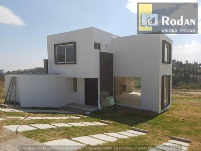 Casa Sola En Venta Atlixco Centro
