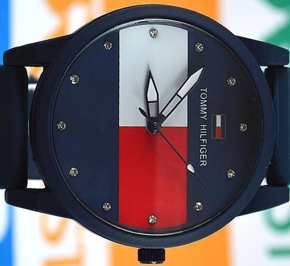 Relógio Tommy Estilo 1791322 Azul (leia Observações)