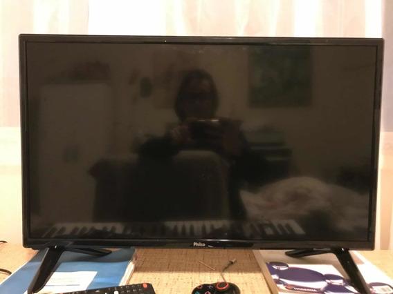 Televisão Philco 28 Para Peças