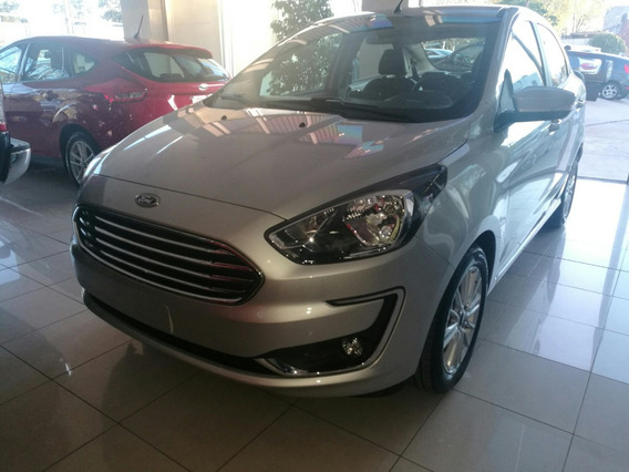 Ford Ka+ Se Automatico 1.5 Sedan 4 Puertas 0km As3