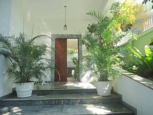 Jardim Petrópolis Casa Alto Padrão 1100m 6 Dorm. 4 Suites 8 Vagas - Ca0089